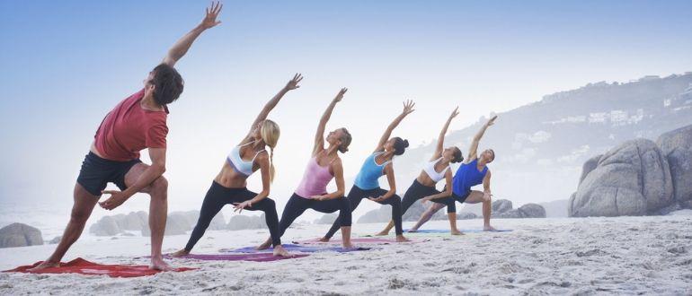 Выездной йога-тур