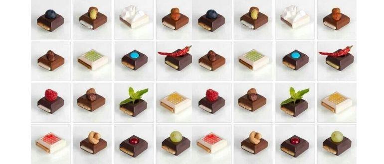 Шоколадный конструктор