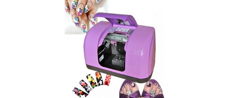 Принтер для маникюра