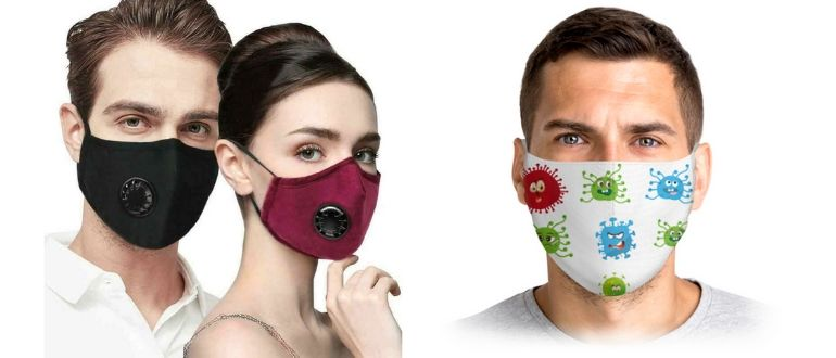 Маски для вируса