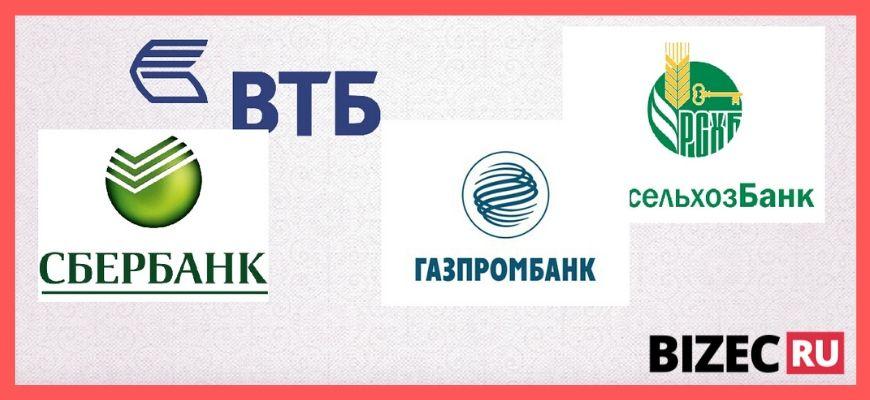 банковские продукты на открытие бизнеса