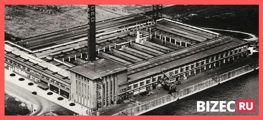 Завод Форда во Франции