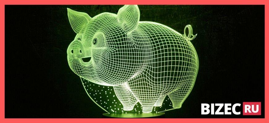 Бизнес идея создание 3Д светильников