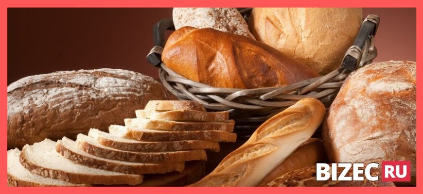Бизнес идея - безглютеновый хлеб