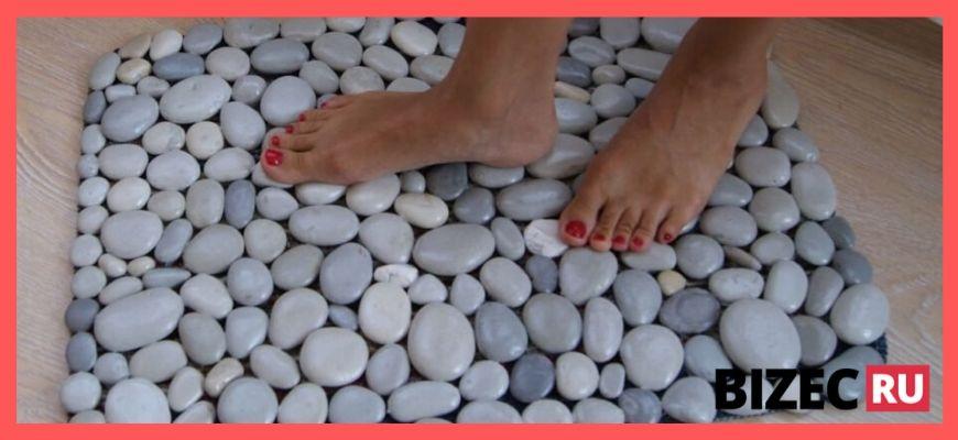 Бизнес идея - массажные коврики для ванн