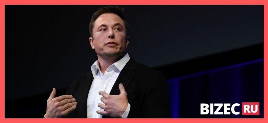 Forbes Илон Маск