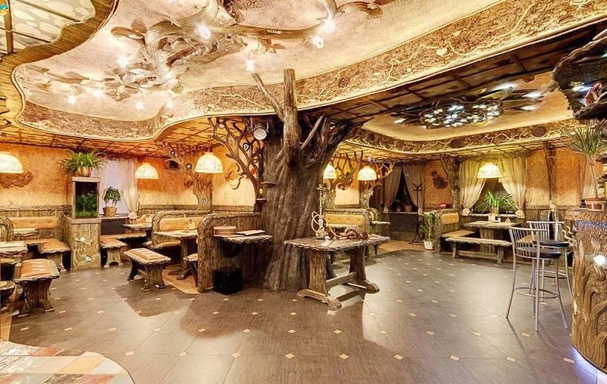 Атмосферные рестораны