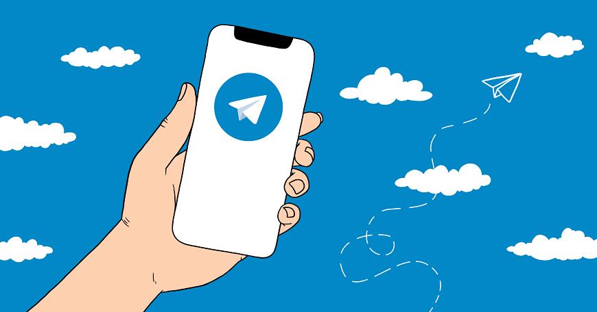 Канал в Телеграм заработок