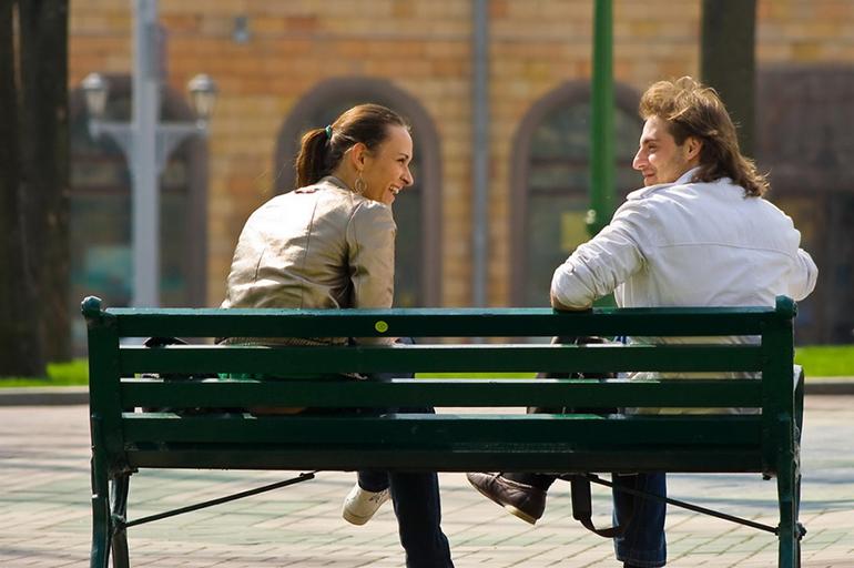 Диалоги с незнакомцами